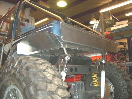 Picture of Buggy Bed Kit for Samurai