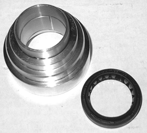 Picture of Automatic Tailshaft Adapter