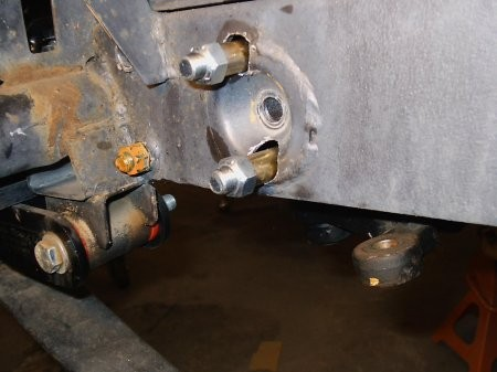 Picture of Trail Tough Sidekick/Tracker Power Steering Mounting Kits