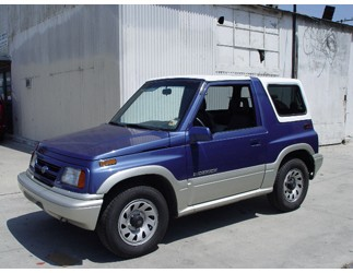 Picture of Rally Tops 2-Piece Hard Top - Sidekick