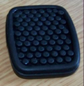 Picture of Samurai Brake/Clutch Pedal Pad