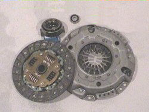 Picture of Complete Clutch Kit for Samurai