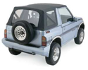 Picture of Soft Top for Sidekick/Tracker
