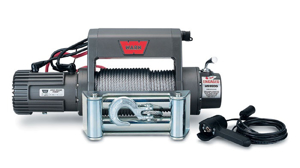 Picture of Warn High Speed 9,500 lb Winch