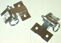 Picture of Samurai Billet Aluminum Quick Release Windshield Hinges