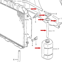 Picture of Coolant Overflow Bottle Kit