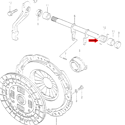 Picture of Clutch Shaft Release Spring for Samurai