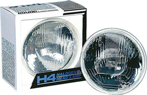 "Picture of IPF H4 7"" Headlamp Replacement Shells"