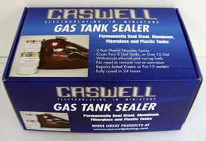 Picture of Epoxy Gas Tank Sealer