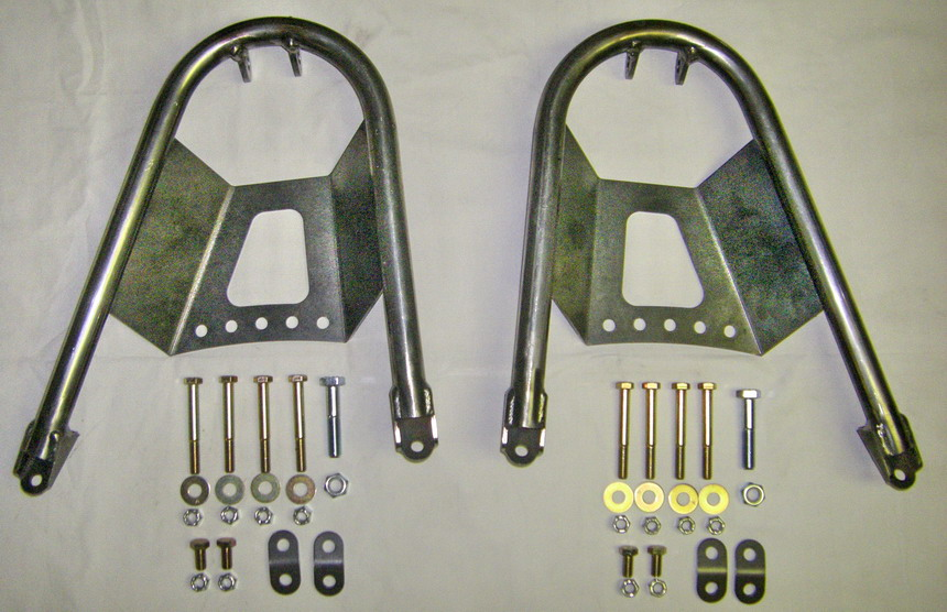 Picture of TT Towers - Front Upper Shock Mounts for Samurai