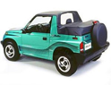 Picture of Combo - Windjammer & Duster for 95-98 Sidekick/Tracker