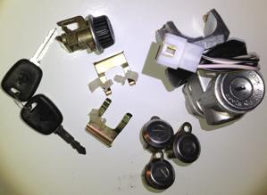 Picture of Suzuki Samurai Lock Sets