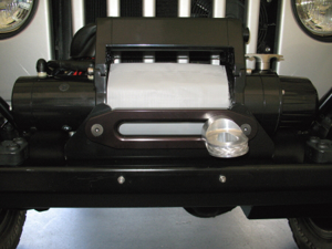 Picture of Winch Line Cover