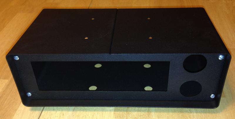 Picture of Samurai Radio Box - Steel