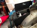 Picture of SideSaddle Storage Box for Suzuki Samurai