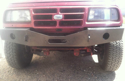 Picture of Sidekick / Tracker Dominator Front Bumper