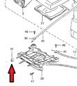 Picture of Heater Controls Knob, Samurai