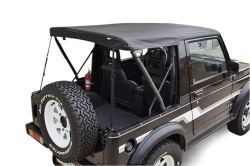 Picture of Soft Top for Samurai w/ Zip Out Sides