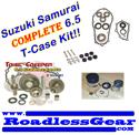 Picture of Samurai Transfer Case Combo Kit - 6.5 Ratio