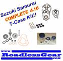 Picture of Samurai Transfer Case Combo Kit - 4.16 Ratio
