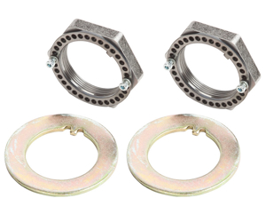 Picture of Chromoly Spindle Nut Kit (Samurai)
