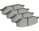 Picture of Samurai Front Brake Pads, 1986-1993 (Set Of 4)