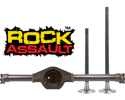 Picture of Samurai Rock Assault Axle Housing Kit E Locker