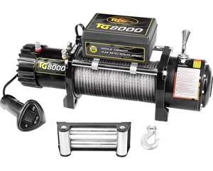 Picture of Tg8000 Winch