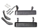 Picture of Aluminum Door Handles for Samurai and SJ410
