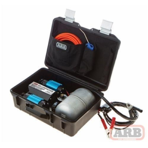 ARB Portable Twin Air Compressor Kit CKMTP12 12V Includes Carry Case